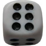 12 mm weißen Würfel